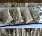 Mofo ravina (galette de banane)