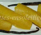 Banane plantain mûre cuite à l'eau