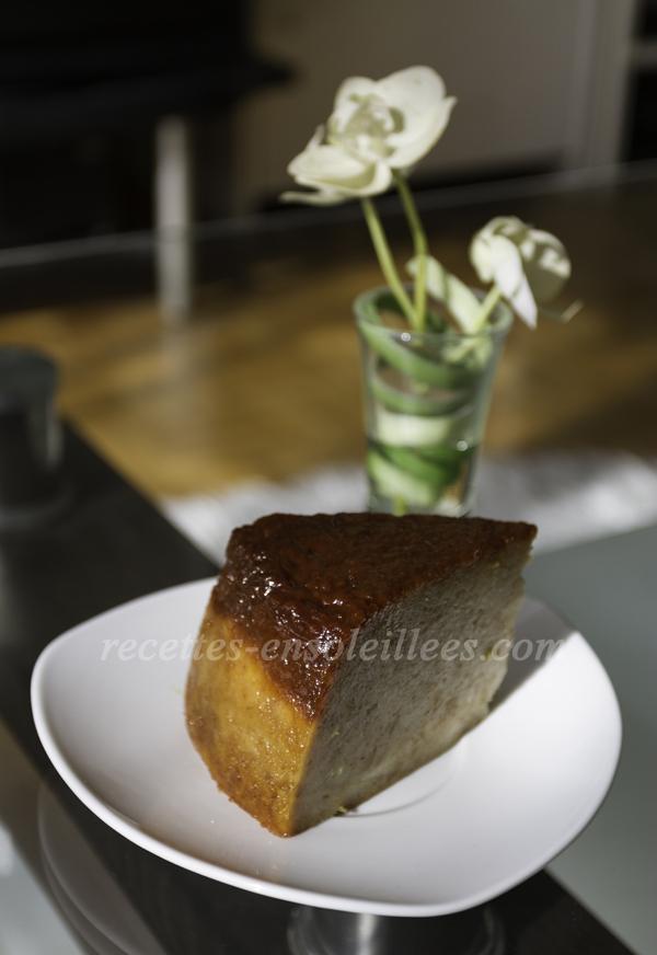 pudding de pain de mie au caramel recettes ensoleillees. Black Bedroom Furniture Sets. Home Design Ideas